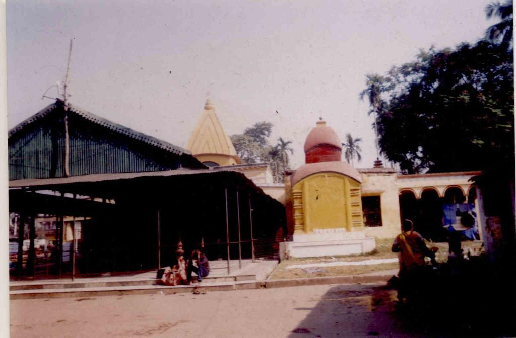 ধ্বন্বন্তরী মন্দির, মজিলপুর