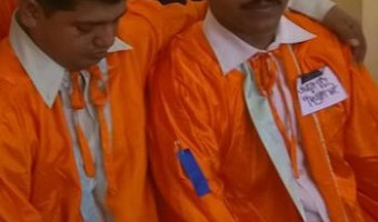 যাদবপুরের সমাবর্তনে ছাত্রছাত্রীদের বহু বিচিত্র প্রতিবাদ