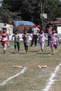 নেতাজী সুভাষ ফ্রী কোচিং সেন্টারের বার্ষিক ক্রিড়া প্রতিযোগীতা