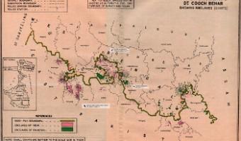 ভারত-বাংলাদেশের ১৬২ টি ছিটমহলে নয়া স্বাধীনতার উচ্ছ্বাস