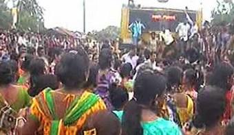 মাতৃভূমি স্পেশ্যাল : বামুনগাছিতে রেল অবরোধে অংশগ্রহণকারিনীর বয়ান