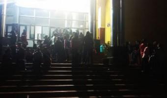 লখনৌ আইন বিশ্ববিদ্যালয়ে সন্ধ্যেরাতে হোস্টেলের গেট বন্ধ করার ফরমানের বিরুদ্ধে ছাত্রীরা আন্দোলনে