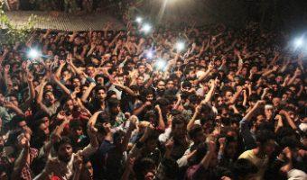 দক্ষিণ কাশ্মীরে 'ভারতীয় দখল'-এর বিরুদ্ধে যুব বিদ্রোহ